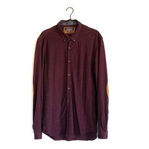 Zara Elbow Patch Shirt